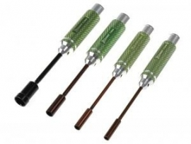 Nut Spinner set (Metric) - 4 pieces Part Nr.: #106345