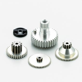 Aluminum Gear Set For RSx Response / HC