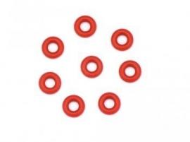 Shock bottom O-ring (8) (#160110)