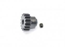 Pinion 15T steel (#600455)