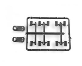 Steering block + inserts L+R S120 LTR (#411322)