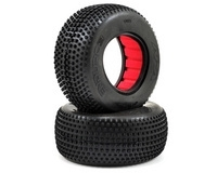 AKA Racing Enduro 3 Wide Short Course Tires (2) (Soft)