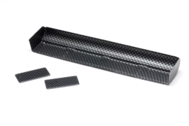 Ride Carbon Pattern Wing Precut Ultra High Downforce IFMAR-sized ( RI-27021)