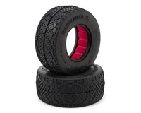 AKA Racing Handlebar STD Wide Short Course Tires (2) (Clay)