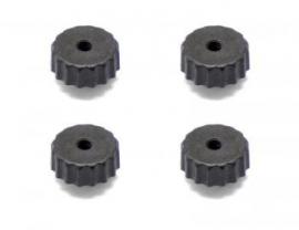 Battery plate nut nylon (4) SRX2 (#500360)