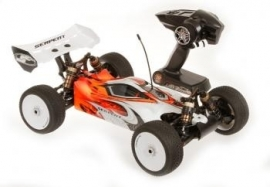 Cobra Buggy Be-RTR 1/8 EP (#600006)