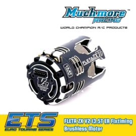 Muchmore FLETA ZX V2 13.5T ER Fixtiming Spec Brushless Motor MM-MR-V2ZX135FER