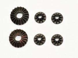 Diff gear 10T + 20T (4+2) (#600202)