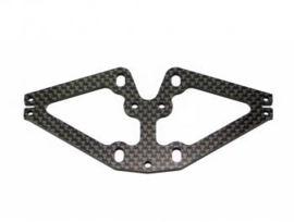 Wide suspension plate carbon F110 SF3 (#411388)