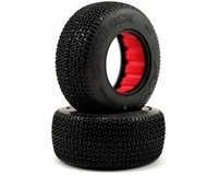 AKA Racing Cityblock Short Course Tires (2) (Super Soft)
