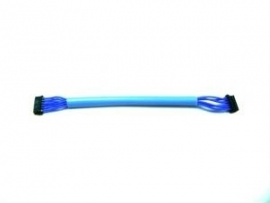 Sensor cable 10cm soft blue (#107236)