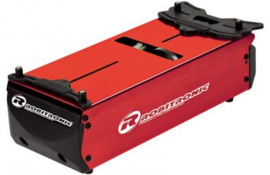 Robitronic Starterbox for Buggy & Truggy 1/8 (red anodized) Art.No.: R06010