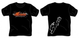 T-shirt Serpent Splash black (S) (#190194)