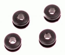 Grommet rubber soft (4) (#1070)