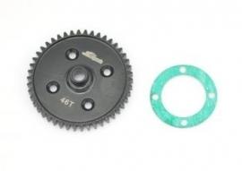 Spur gear 46T 811-S (#600559)