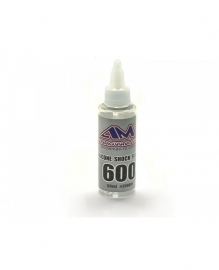 Silicone Shock Fluid 59ml 600cst (AM-210011)