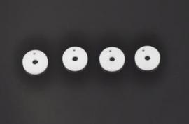 Shock piston RCM machined 1-hole (4) (#160117)
