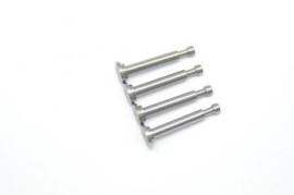 Bolt shock titanium (4) (#600487)