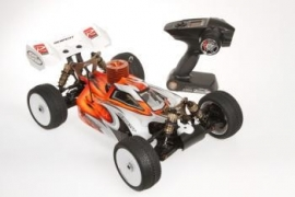 Cobra Buggy RTR 1/8 GP (#600003)