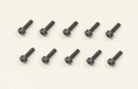 Screw allen cilinderhead M2x6 (10) (#110161)