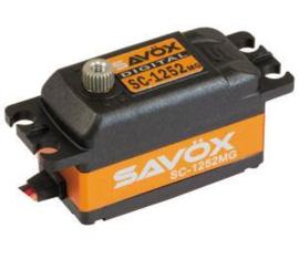 Savöx servo SC-1252MG Low Profile