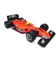 Mon-tech Formula 1 Clear Body F13 ( MB-013-012)