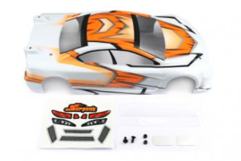 Body 190mm Lex-IS Orange v2 S411 pre cut EFRA 4030 (#170344)