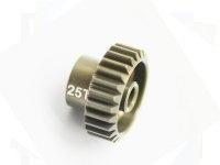 AM-348025 PINION GEAR 48P 25T (7075 HARD)