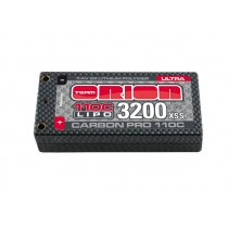 CARBON PRO XSS SHORTY ULTRA 3200-110C-7.4V LIPO BATTERY (130G) ORI14081