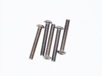 AM-15RH3022 Titanium Screw allen round head M3x22 (5)