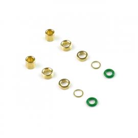 Muchmore Fleta ZX Shim with O-Ring Set (   MM-MR-FZSO)