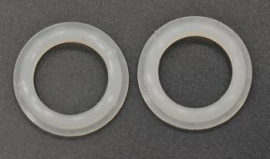 Tank cap seal silicone (2) (#600117