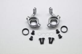 Steeringblock L+R V2 alu (#600497)