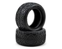AKA Racing Handlebar STD 2.2 Rear Buggy Tires (2) (Clay)