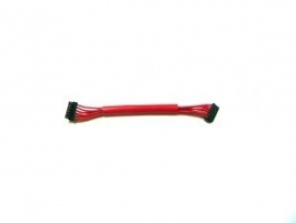 Sensor cable 7cm soft red (#107230)