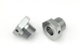 Hex adaptor -2mm (2) (#600641)