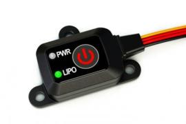 Power Switch 4-12V 10Amp LiPo und NiMh  SK600054