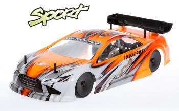 Serpent S411 190mm Sport (#400006)