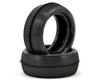 AKA Racing Vektor 2.2 Front 4WD Buggy Tires (2) (Super Soft)