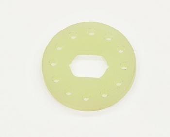 Diskbrake front fibreglass (#600148)