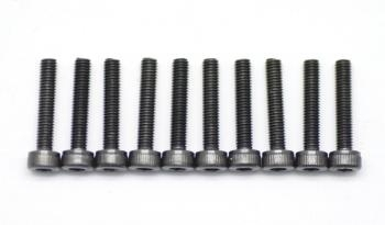 Screw allen cilinderhead m3x16 (10) (#110107)