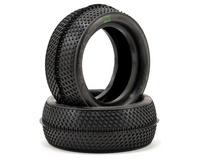 AKA Racing Vektor 2.2 Front 4WD Buggy Tires (2) (Clay)