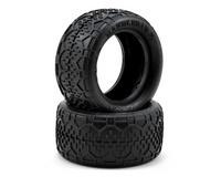AKA Racing Handlebar STD 2.2 Rear Buggy Tires (2) (Clay)