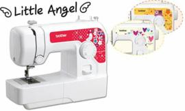 brother KD144 S    jonge meiden naaimachine  Little angel