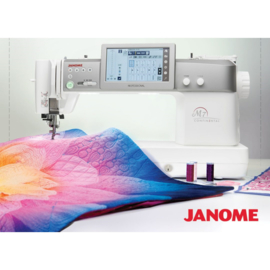 Janome Continental Professional M7