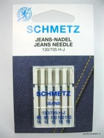 Schmetz jeans naalden ass. 90 100 110