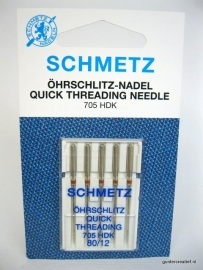 Schmetz handicap naalden. makkelijk inrijgen
