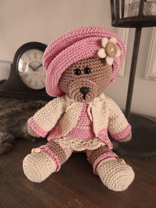 Funny Bear Mary v2