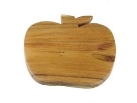 onderzetter appel 15 cm