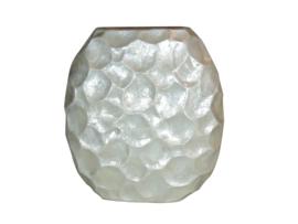 Witte vaas